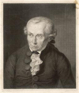 Immanuel Kant German Philosopher