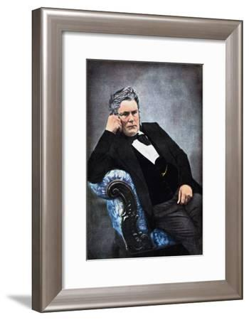 Immanuel Nobel (1801-187), the Younger--Framed Giclee Print