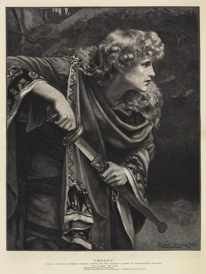 Imogen-Herbert Gustave Schmalz-Giclee Print