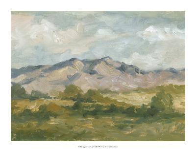 Impasto Landscape I-Ethan Harper-Premium Giclee Print