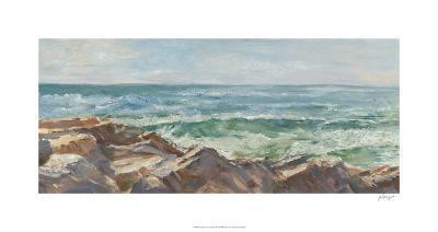 Impasto Ocean View III-Ethan Harper-Limited Edition