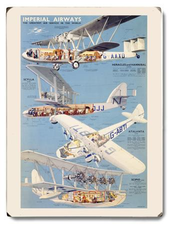 Imperial Airways Airline