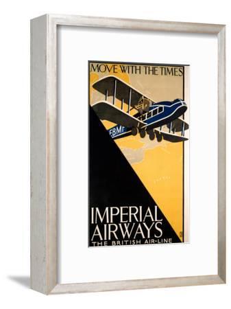 Imperial Airways travel, c.1926
