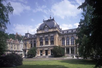Imperial Bath, Karlovy Vary, Czech Republic--Photographic Print