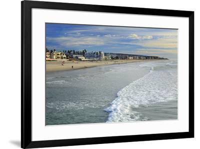 Imperial Beach, San Diego, California, United States of America, North America-Richard Cummins-Framed Photographic Print
