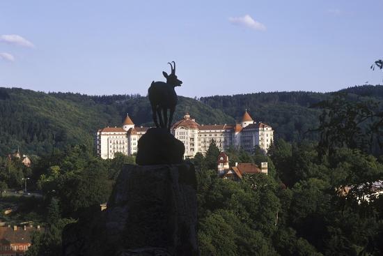 Imperial Hotel, Karlovy Vary (Karlsbad), Czech Republic--Photographic Print