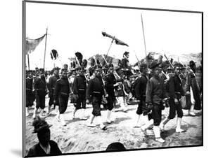 Imperial Japanese Procession, 1900