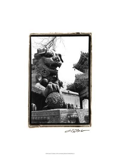 Imperial Lion, Beijing-Laura Denardo-Art Print