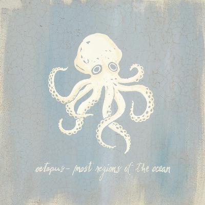 Imperial Octopus-Z Studio-Art Print