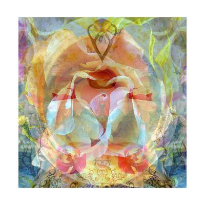 Imperial Rose-Alaya Gadeh-Art Print