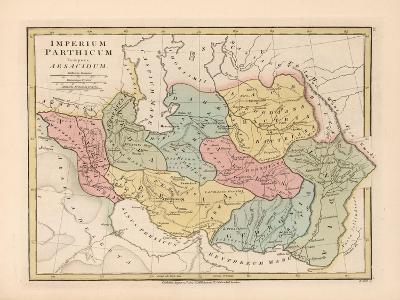 Imperium Parthicum (Parthian Empir)-Robert Wilkinson-Giclee Print