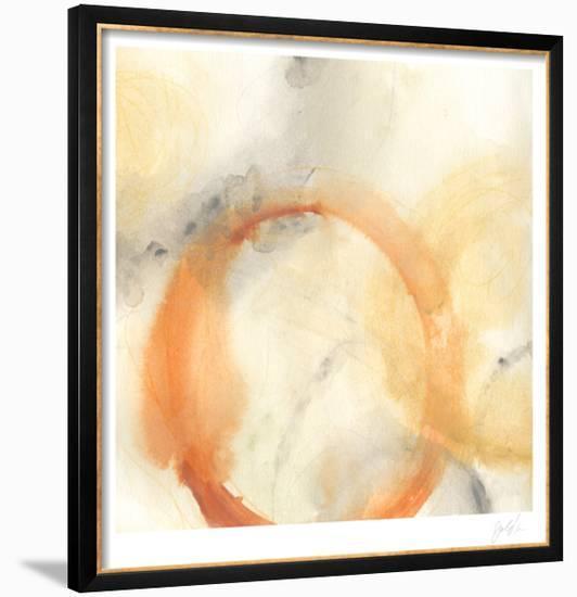 Implicit I-June Erica Vess-Limited Edition Framed Print