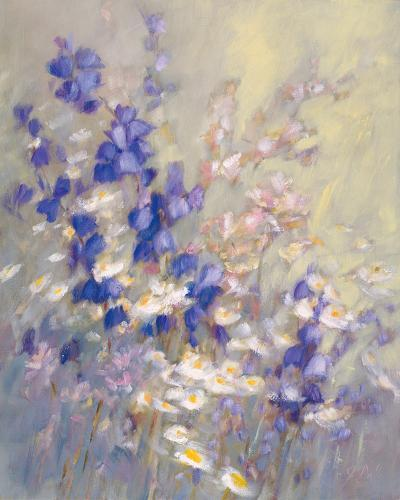 Impression de Fleurs-Genevieve Dolle-Giclee Print