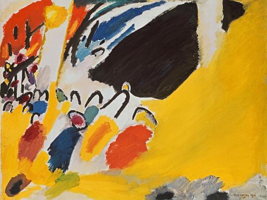 Impression III (Konzert), 1911-Wassily Kandinsky-Giclee Print