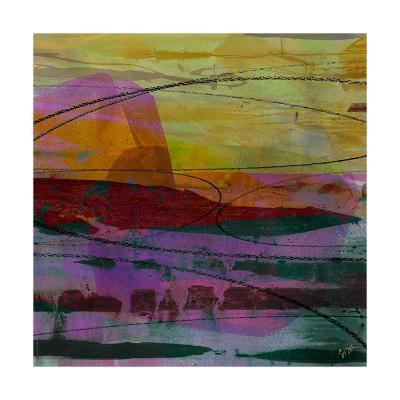 Impression III-Sisa Jasper-Art Print