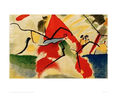 Impression V, 1911-Wassily Kandinsky-Giclee Print