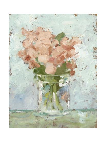 Impressionist Floral Study I-Ethan Harper-Art Print