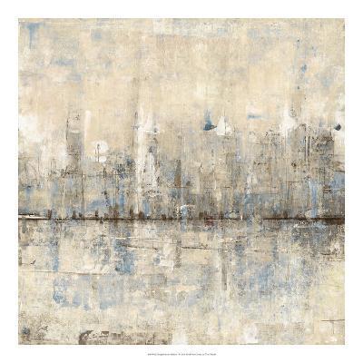 Impressionist Skyline I-Tim O'toole-Art Print