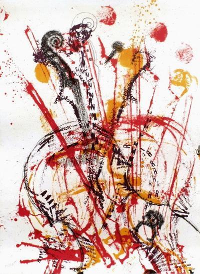 Impressions - Subjectif-Fernandez Arman-Limited Edition