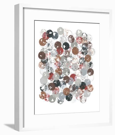 Imprint 5-Kyle Goderwis-Framed Art Print