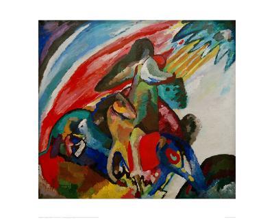 Improvisation 12, 1910-Wassily Kandinsky-Giclee Print
