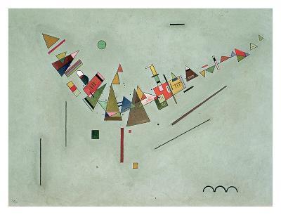 Improvisation-Wassily Kandinsky-Art Print