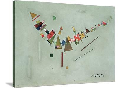 Improvisation-Wassily Kandinsky-Stretched Canvas Print