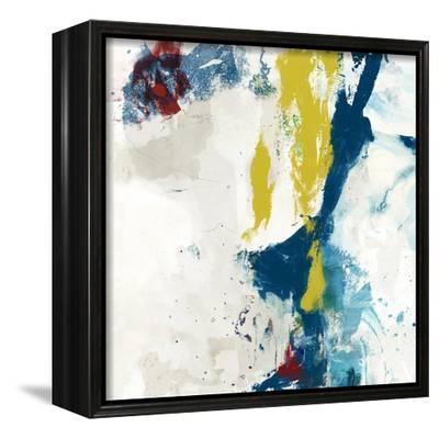 Impulse III-Sisa Jasper-Framed Stretched Canvas Print