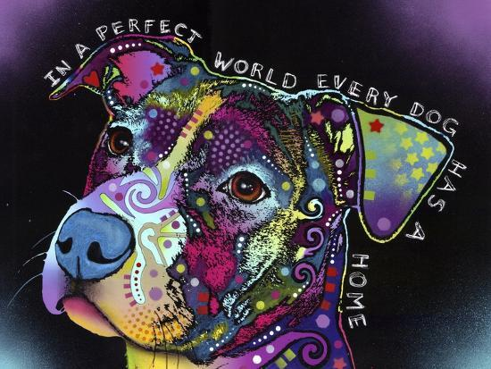 In a Perfect World-Dean Russo-Giclee Print