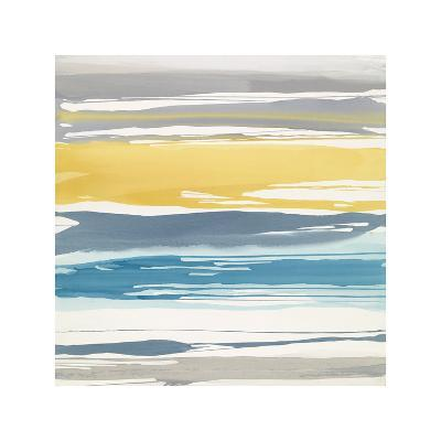 In Between Color VI-Rob Delamater-Giclee Print