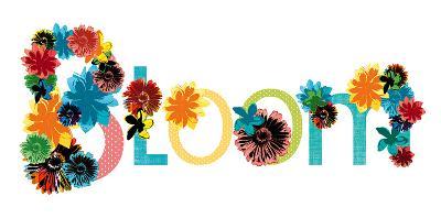 In Bloom I-Clara Wells-Art Print