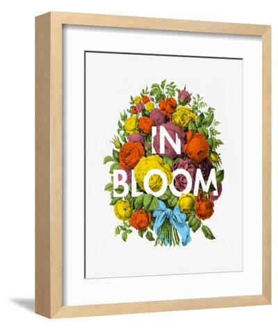 In Bloom-Chris Wharton-Framed Art Print