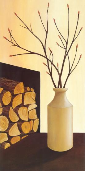 In Bud and in Bloom II-Diego Patrian-Art Print