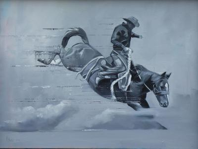 In Control-Peter Hawkins-Giclee Print