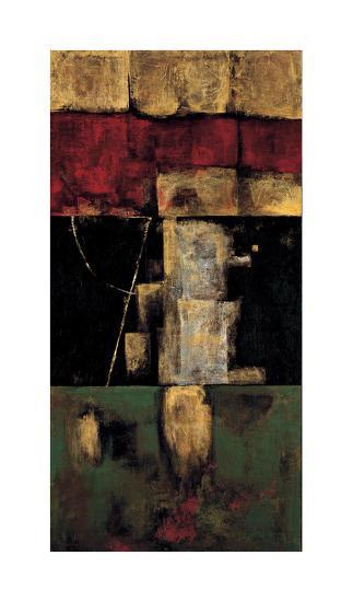 In Depth II-Max Hansen-Giclee Print