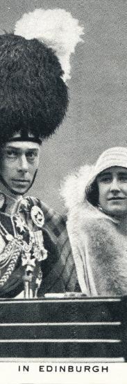 'In Edinburgh', 1929 (1937)-Unknown-Photographic Print