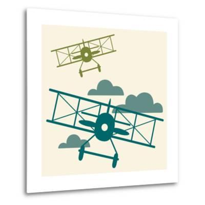 In Flight Airplane
