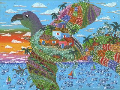 In Flight-Debra Denise Purcell-Giclee Print