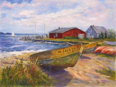 In from the Sea-Rosanne Kaloustian-Giclee Print