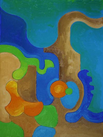 In High Expectation, 2009-Jan Groneberg-Giclee Print