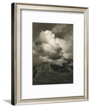 'In Masouria', 1931-Kurt Hielscher-Framed Photographic Print