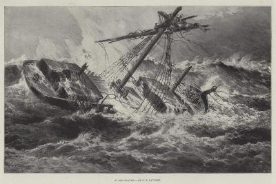 In Mid-Atlantic--Giclee Print