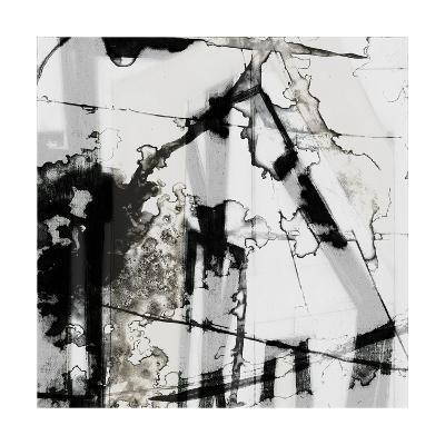 In Motion II-Jennifer Goldberger-Art Print