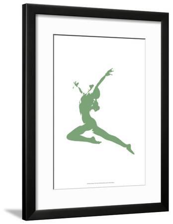 In Motion VII-Ethan Harper-Framed Art Print