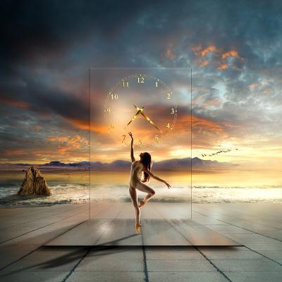 In My Dreams ...-Franziskus Pfleghart-Photographic Print