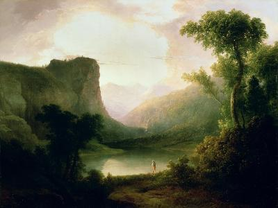 In Nature's Wonderland, 1835-Thomas Doughty-Giclee Print