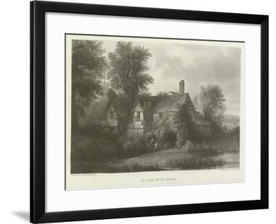 In Old Hyde Park-Patrick Nasmyth-Framed Giclee Print