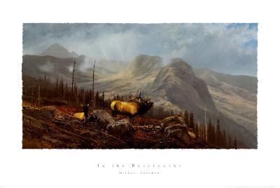 In the Beartooths-Michael Coleman-Art Print