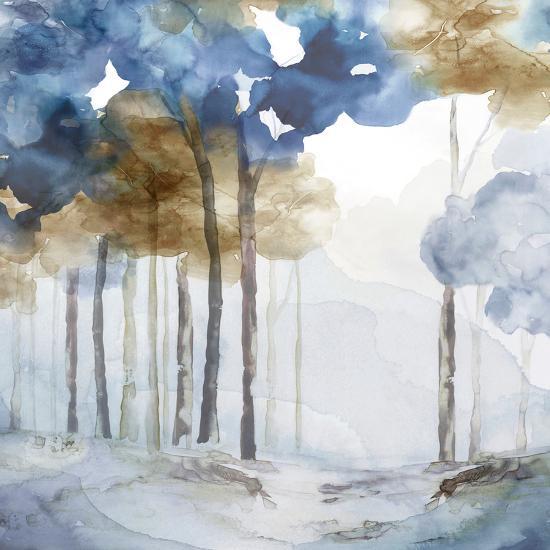 In the Blue Forest I-PI Creative Art-Art Print
