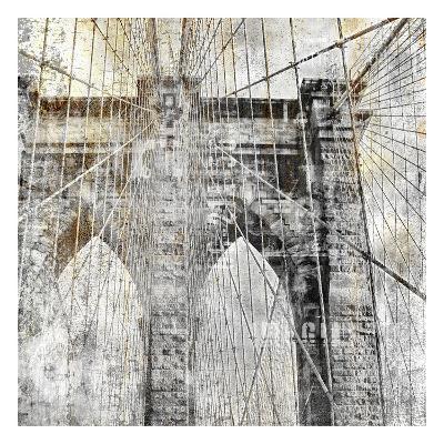 In the City 1-Kimberly Allen-Art Print